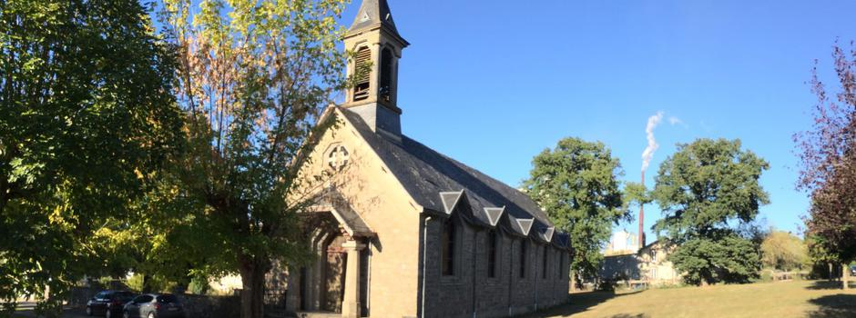 Église de Saillat
